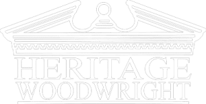 Heritage Woodwright Logo